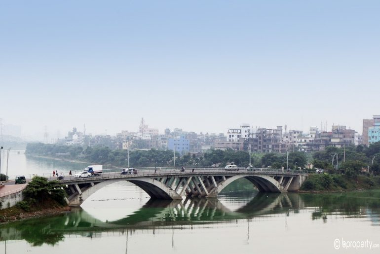 Avoiding Traffic Jam in Dhaka With The Hatirjheel Project - Bproperty
