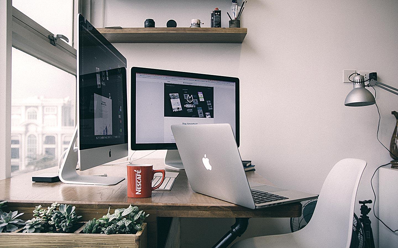 picture of a desktop