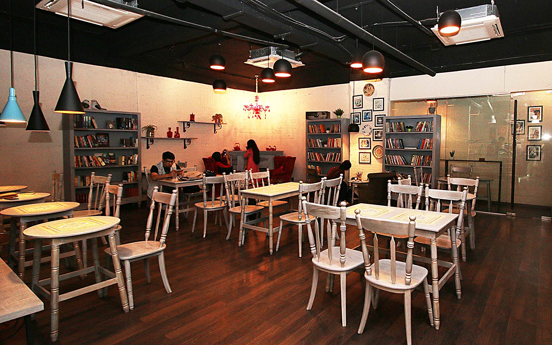 Nerdy Bean Coffee Haus at Dhanmondi