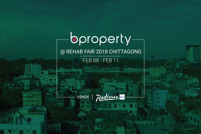 REHAB Fair in Chittagong | Another Benchmark of Bproperty