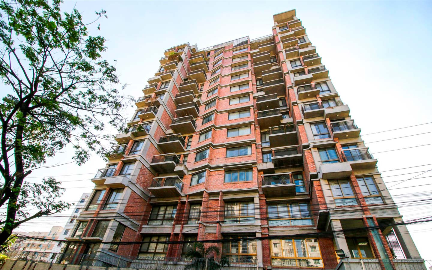 quality of an apartment depends on the structure first