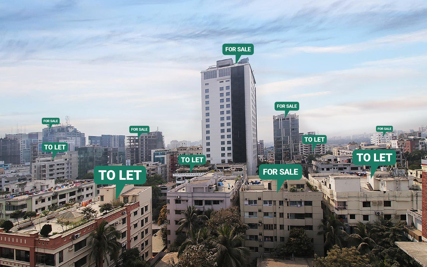 Present condition of the property market