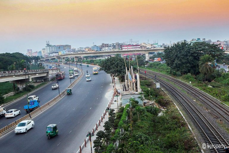 Areas in Dhaka with the Best Transportation System - Bproperty