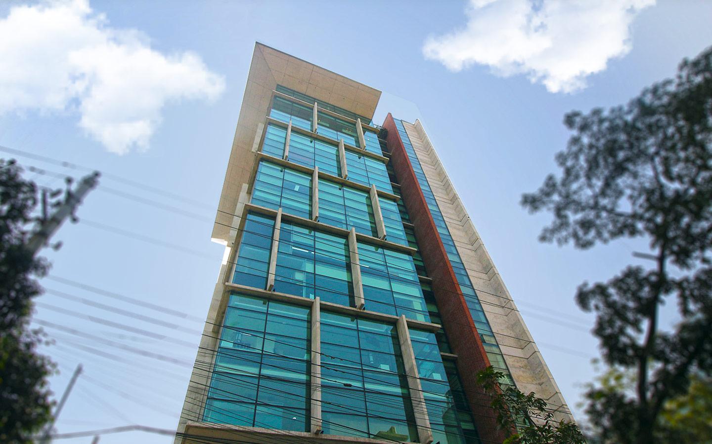 Commercial open floor for rent in Banani