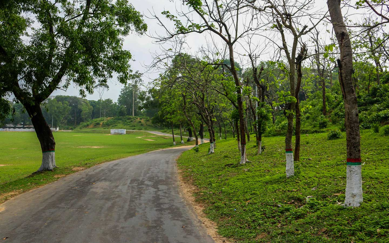 Beautiful View of Chittagong
