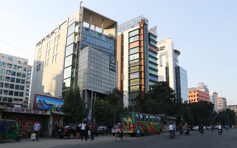 Prominent shopping center in Uttara, Dhaka