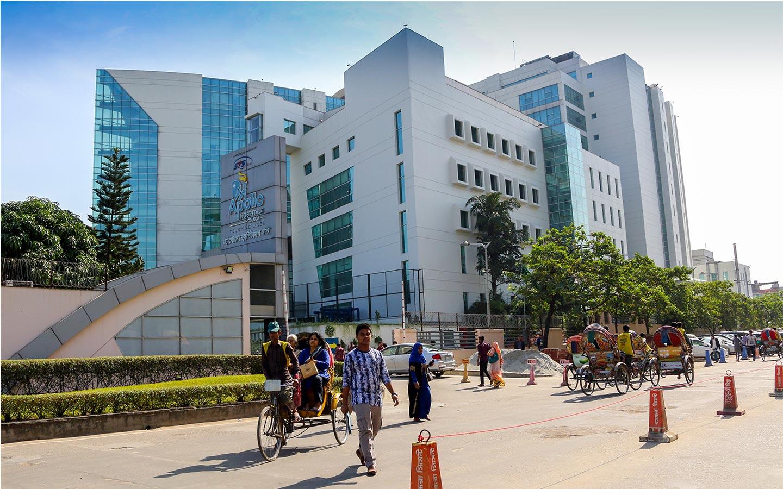 Apollo Hospitals Dhaka