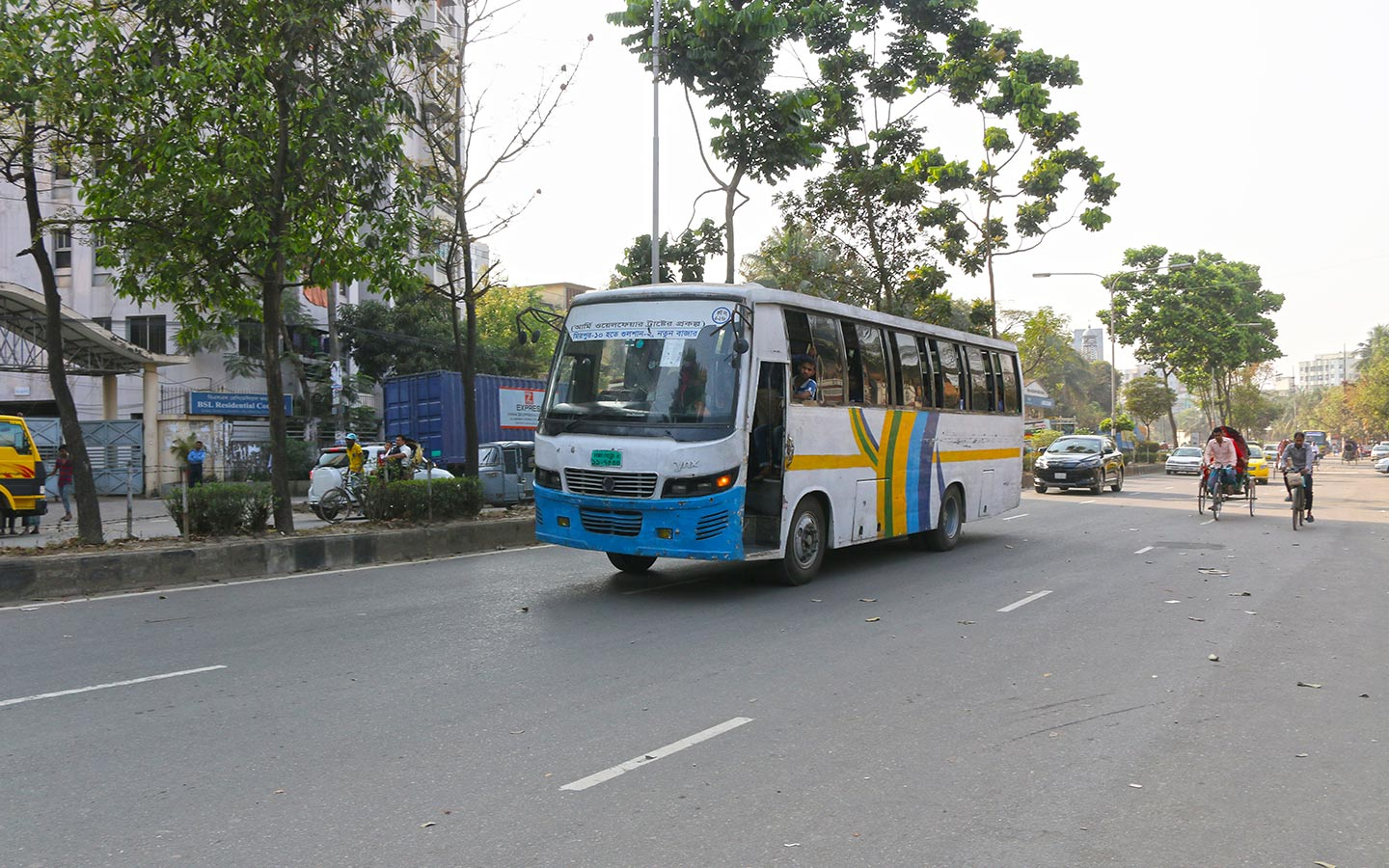 Tips and tricks, use trust bus service