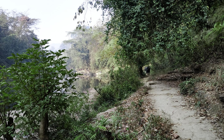 Bandarban trail
