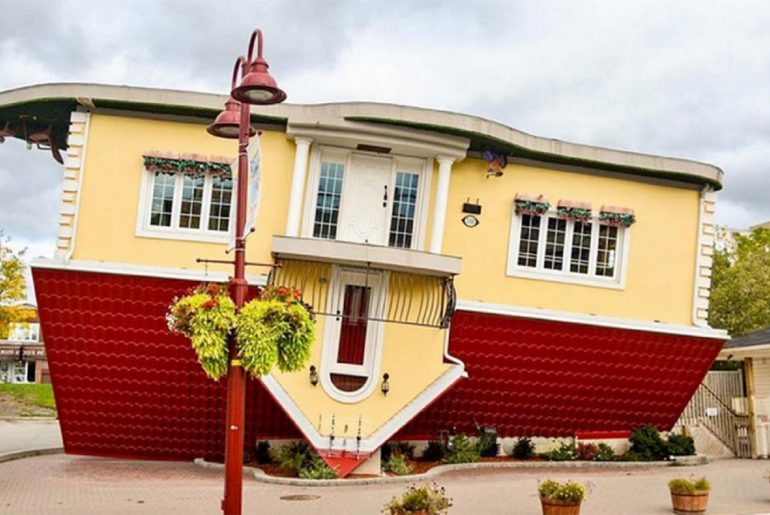 List of Most Unusual Homes in the World - Bproperty