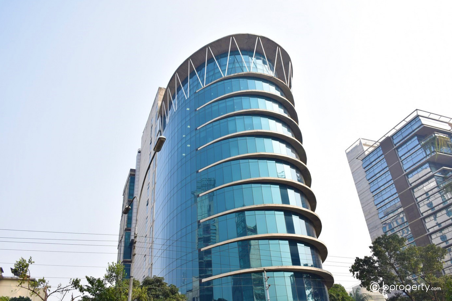Dont miss the chance to own such a gorgeous commercial real estate in Gulshan 2