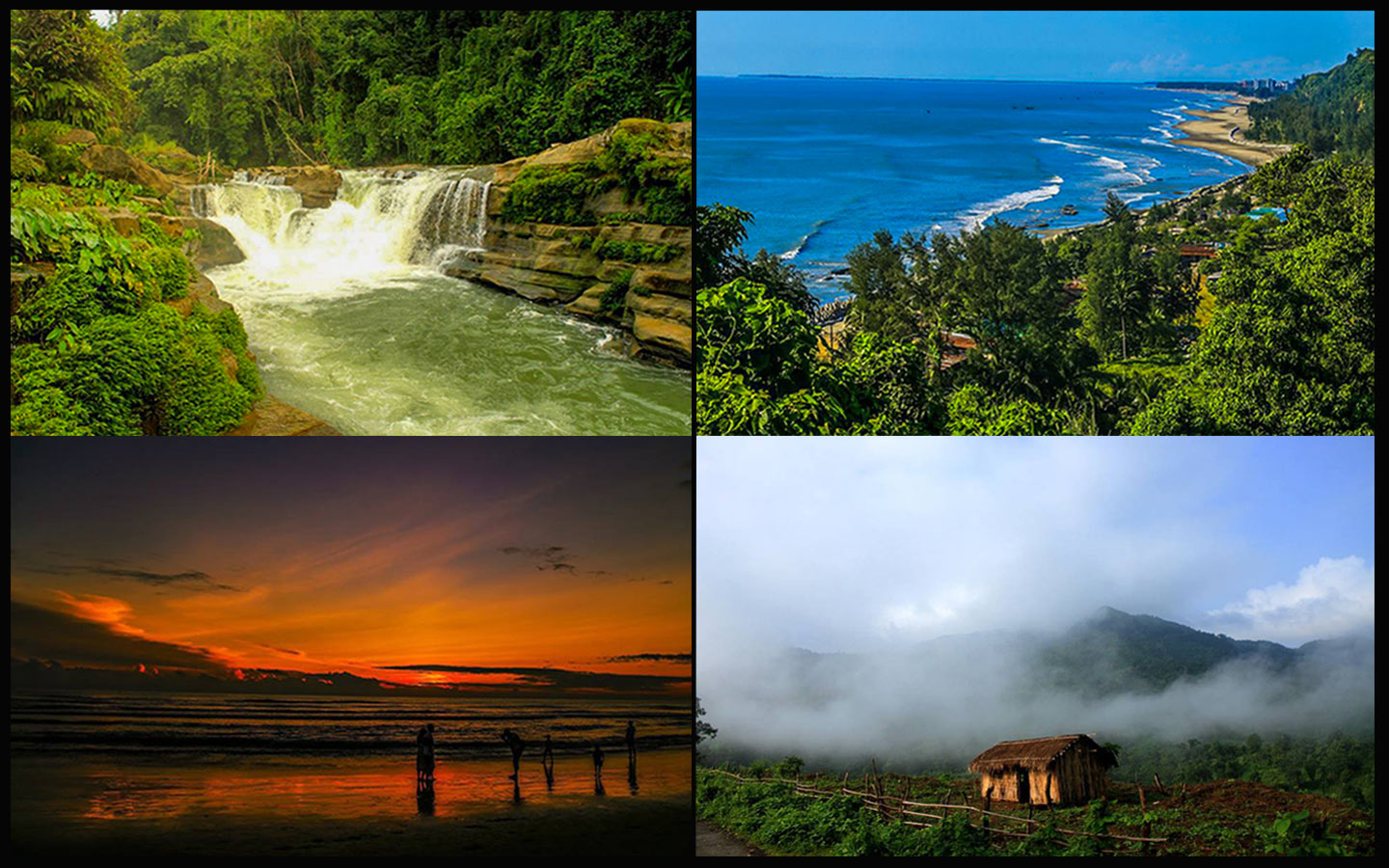 Top Four Places To Visit In Chittagong