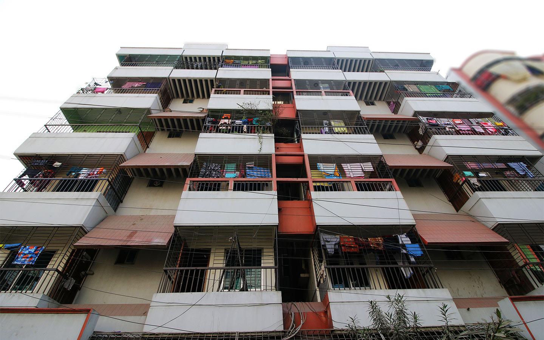 Family sized apartment in Bashundhara