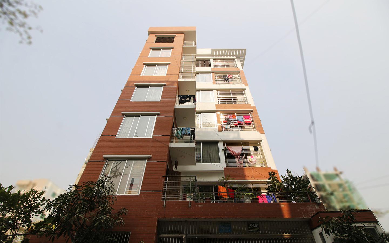 Bahsundhara G block apartment