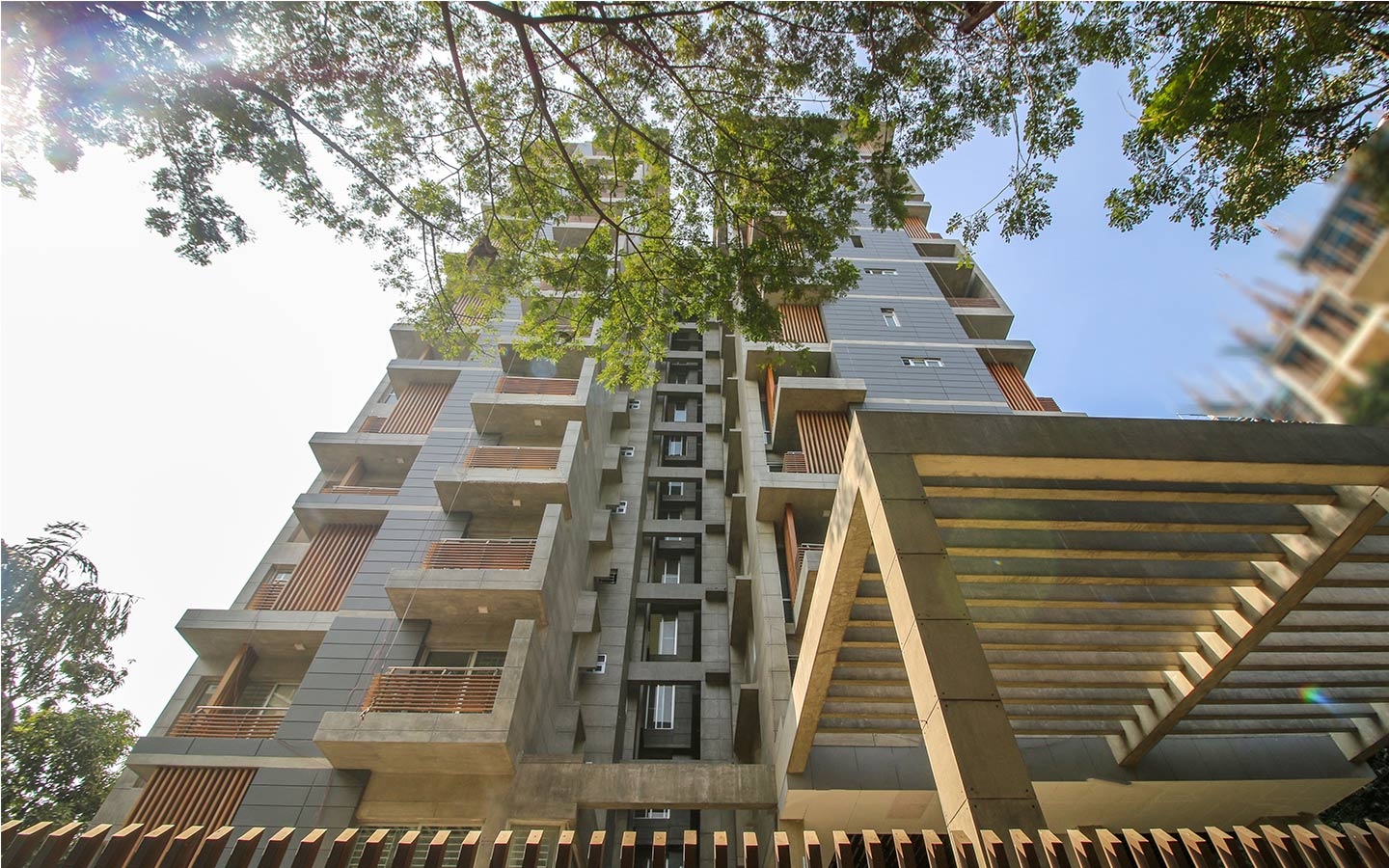 one of the luxurious apartments in Gulshan