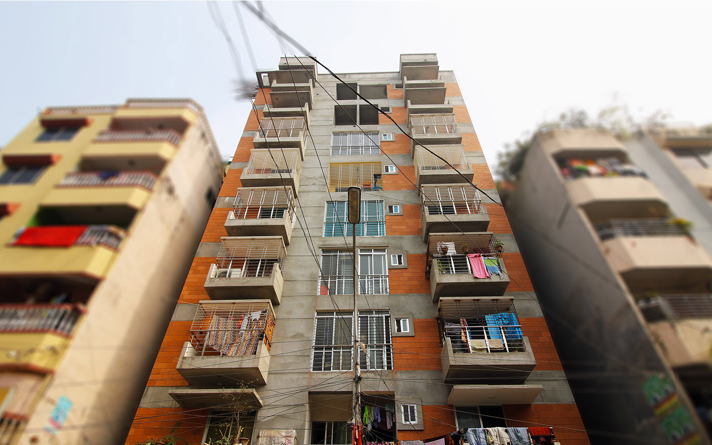 Affordable apartment at Mohammadpur
