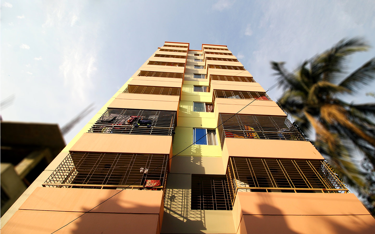 A south faced apartment at Mirpur with all these amenities is hard to come by