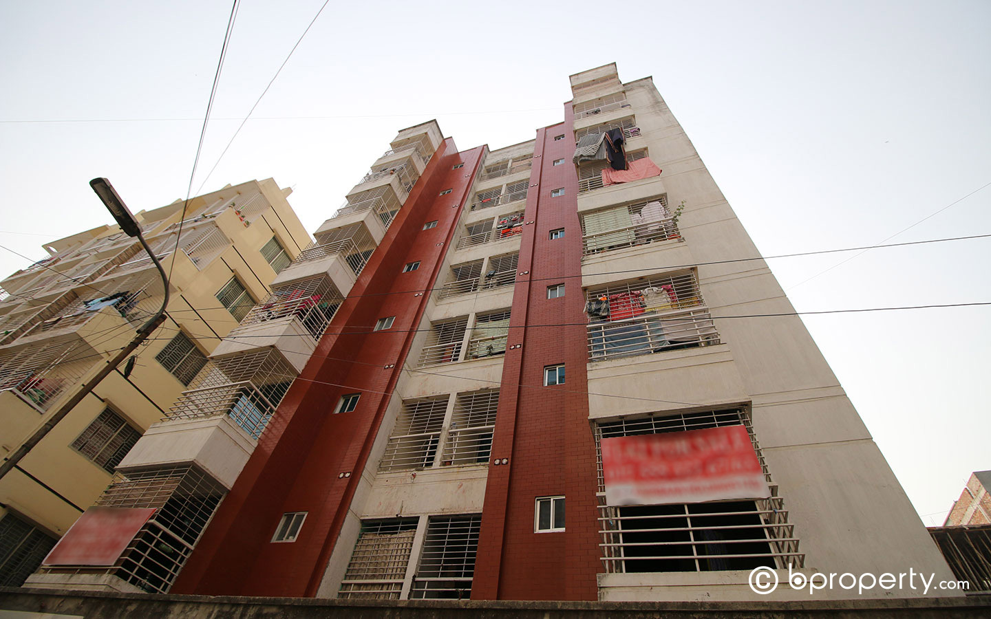 A residential apartment in Mirpur 12