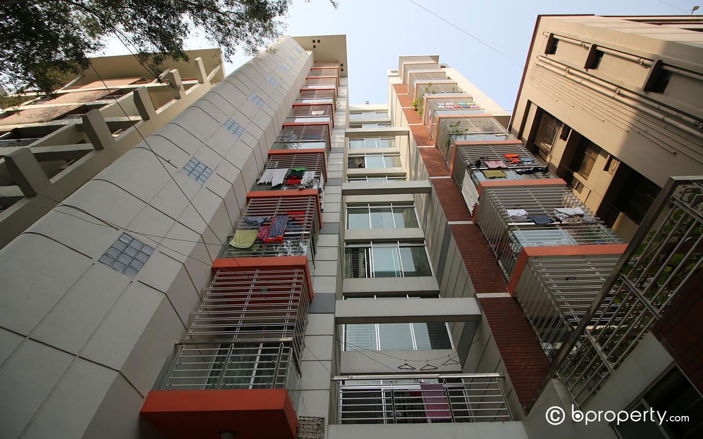 A residental apartment in Mirpur 6
