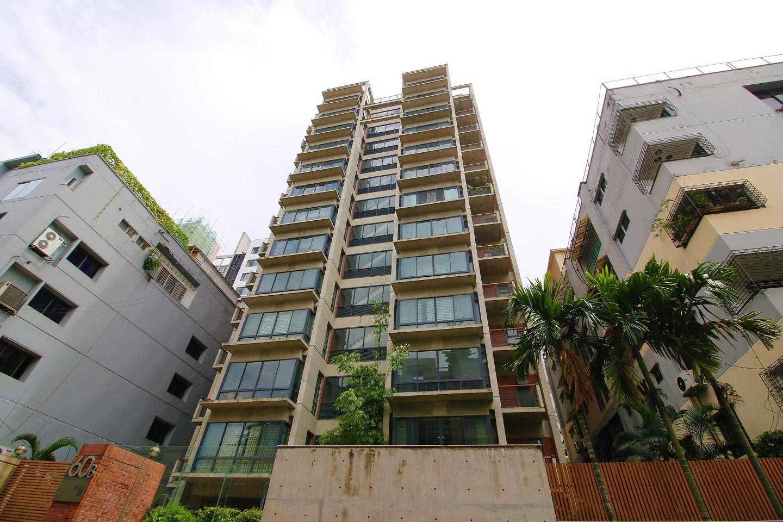 luxury apartment at Banani