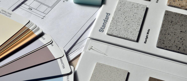 Picture of floor slab samples