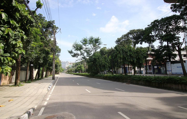 Roads of Gulshan