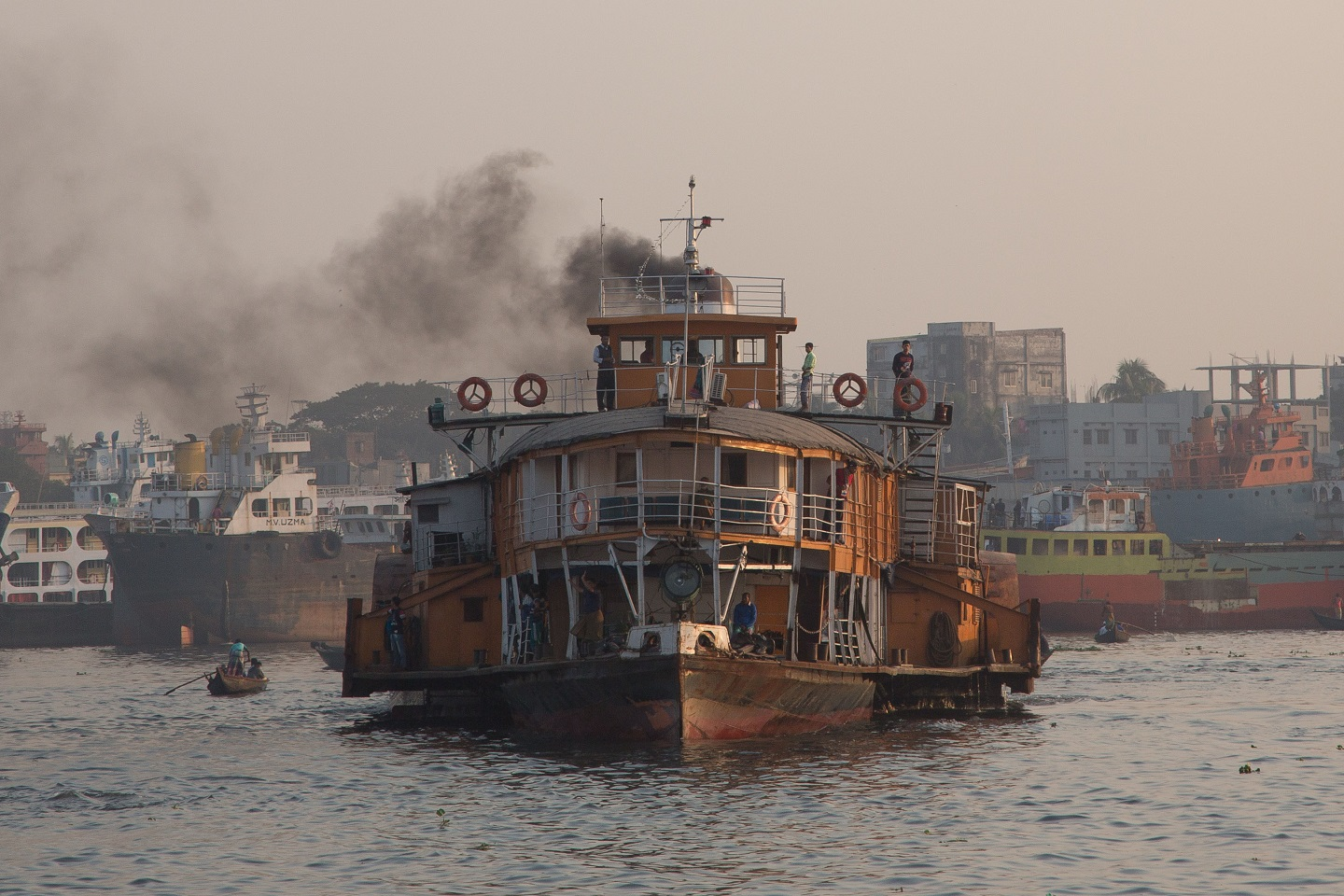 5 Most Iconic Launches And Ships Of Bangladesh - Bproperty