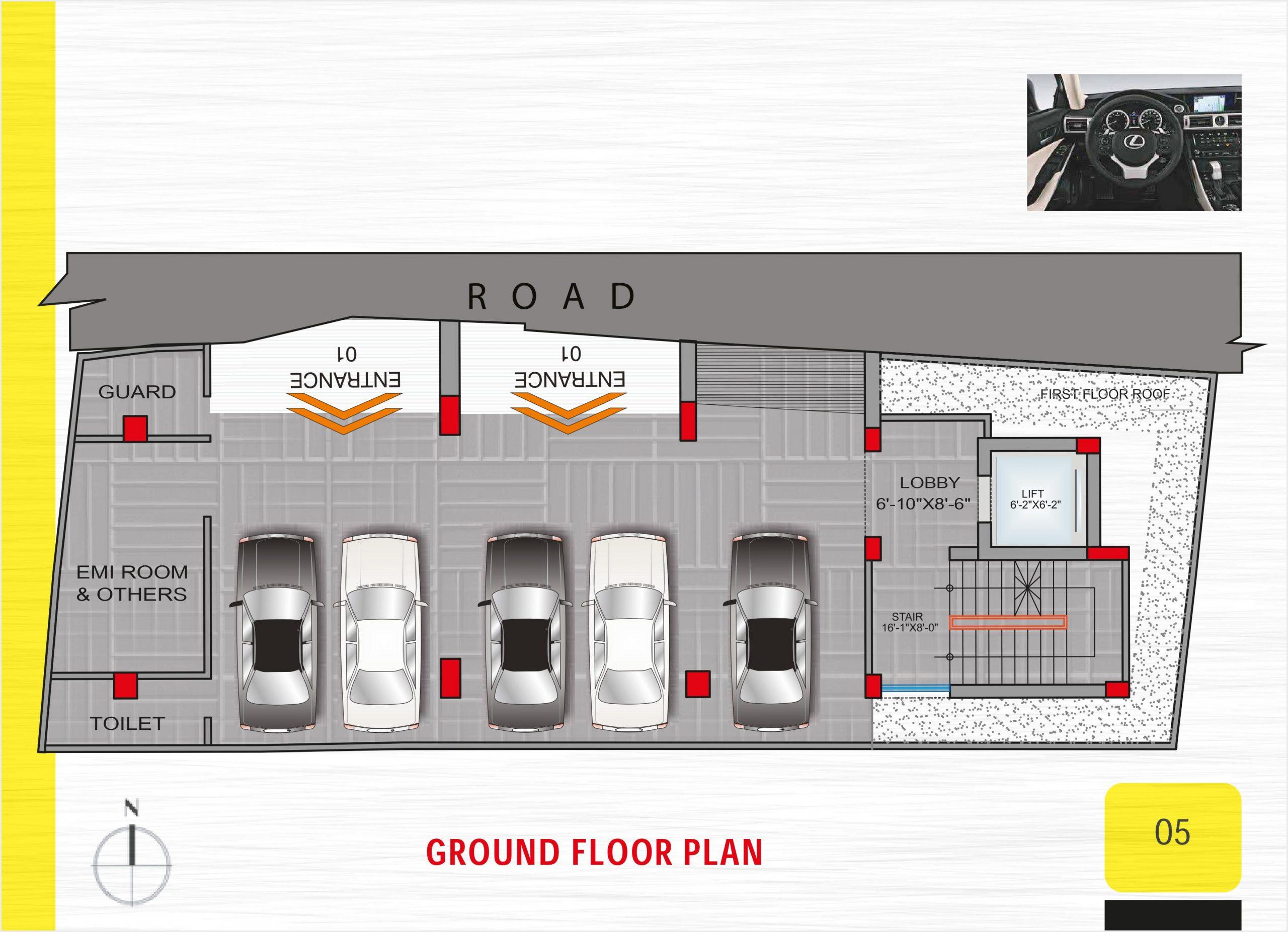 Geo Shaily Garden Ground Floor