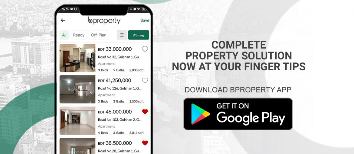 Bproperty App: A complete property solution in the palm of your hand