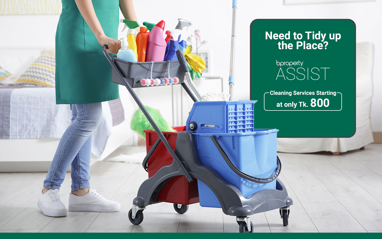 Bproperty Assist home maintenance