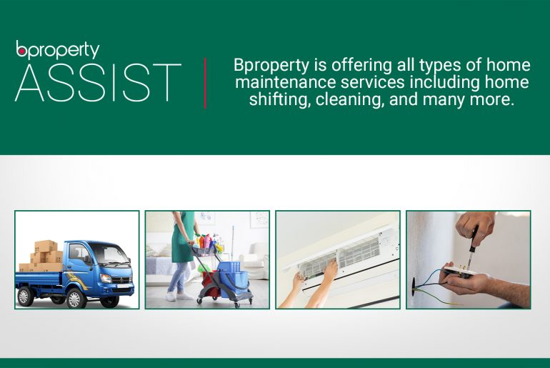 Bproperty Assist: Home Maintenance And Shifting Service - Bproperty