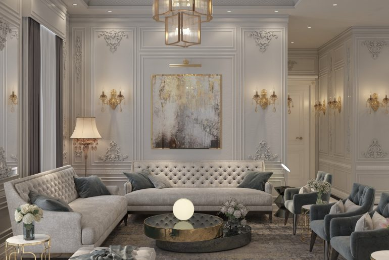 5 Tips For Decorating A Large Living Room - Bproperty