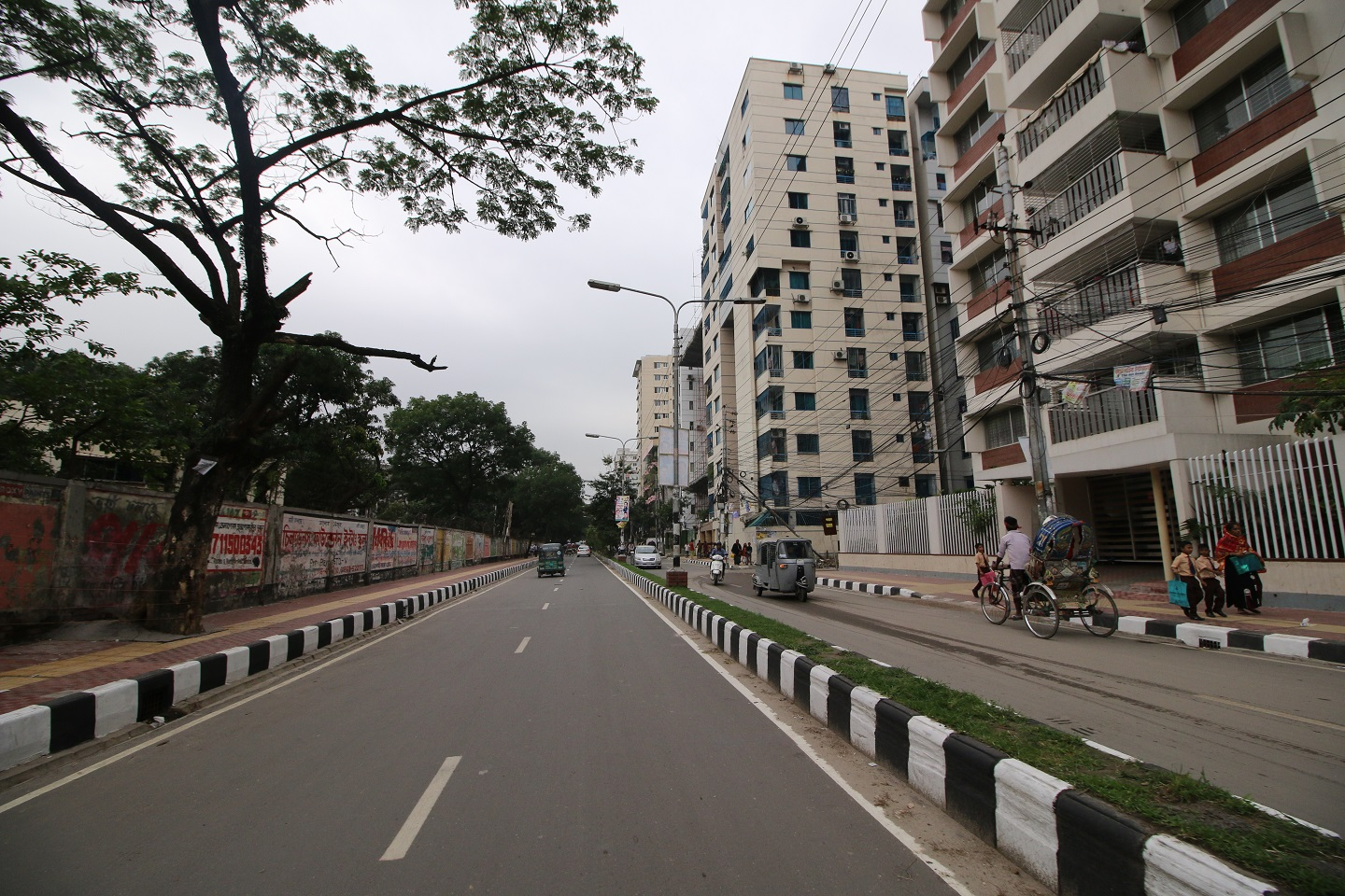 Check out the most affordable residential areas for newlyweds in Dhaka.