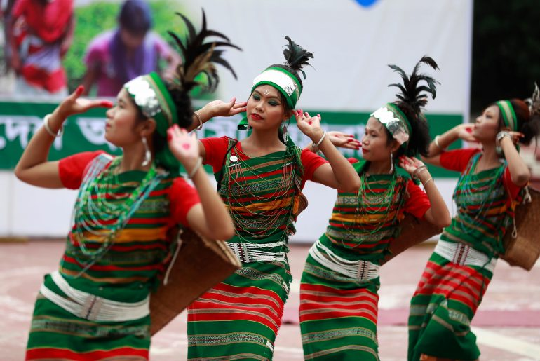 Bangladeshi Indigenous Artist