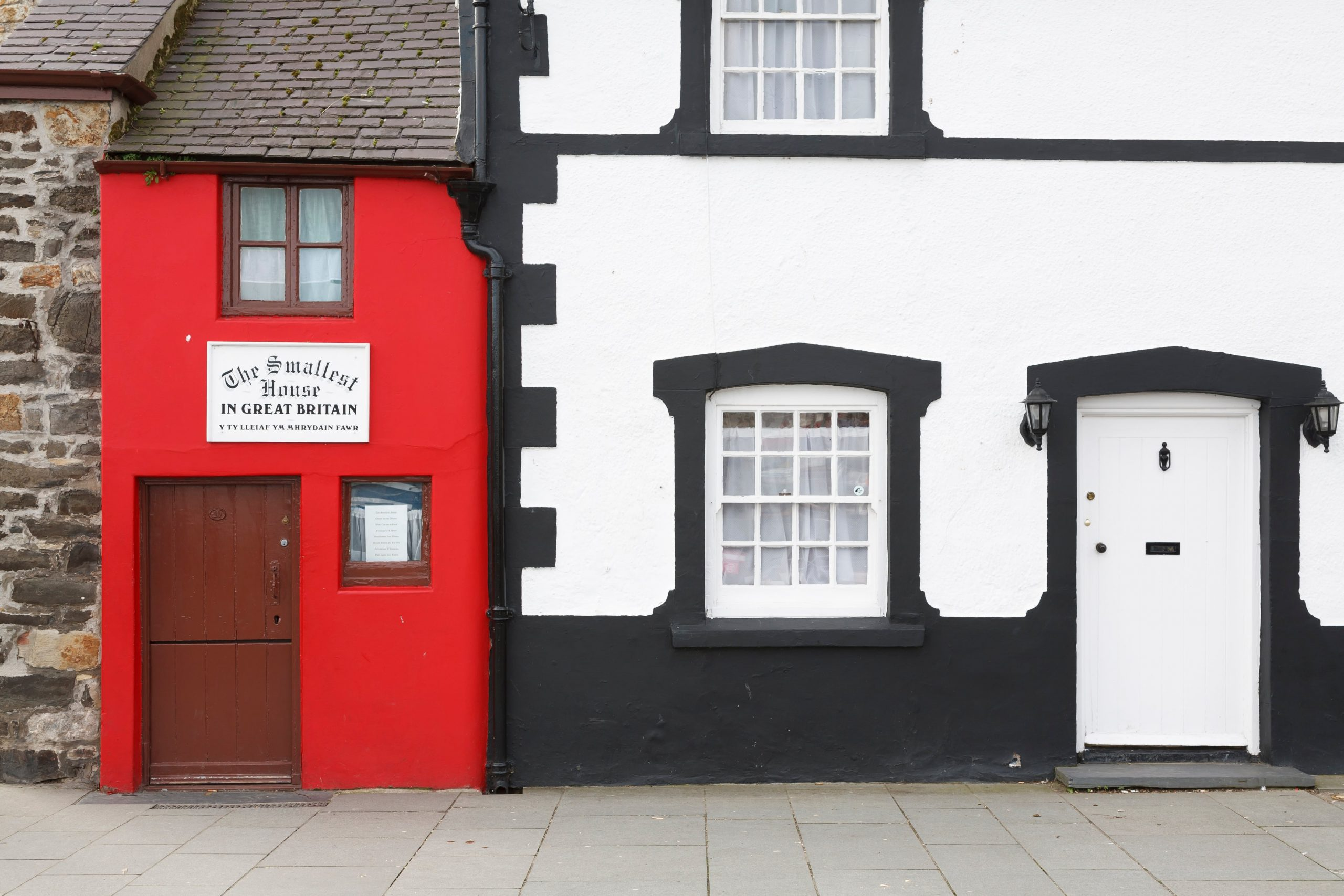 Conwy House UK