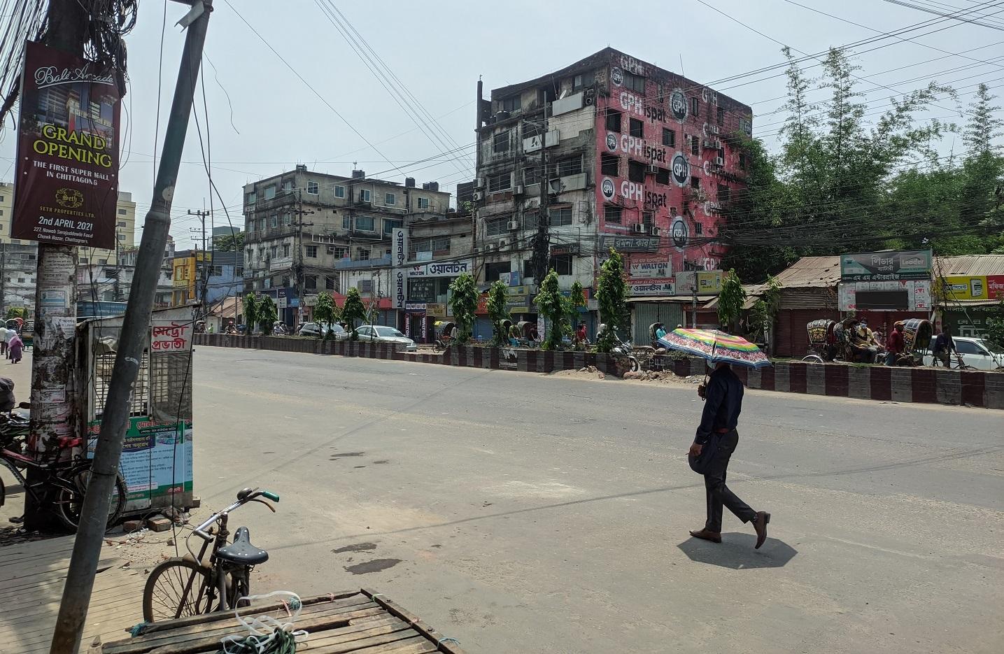 Sheikh Mujib road