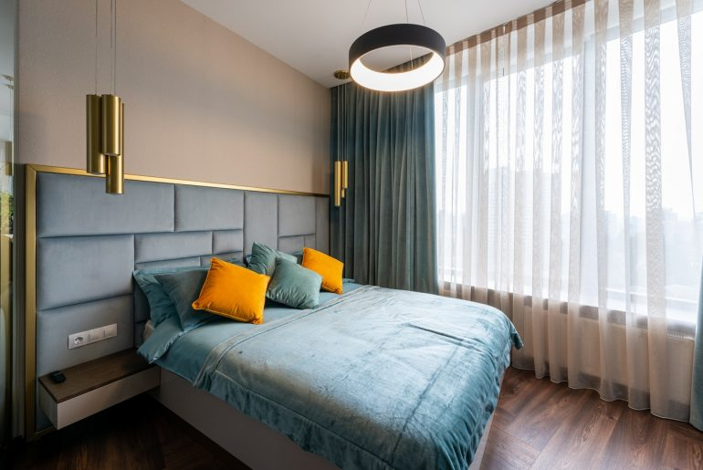 5 Colors That Will Cool the Bedroom And House - Bproperty