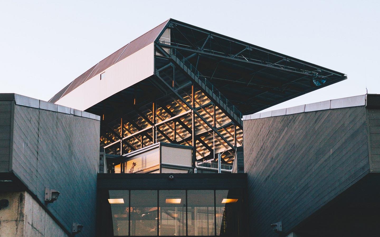 futuristic roof design