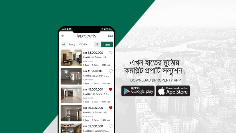 How to Use the Filter Option in Bproperty App