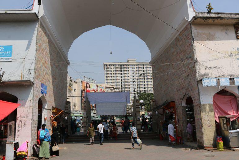 Dhaka New Market