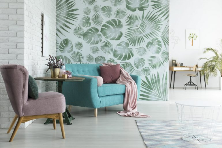 Illusion vs Wallpaper: Which one to choose - Bproperty