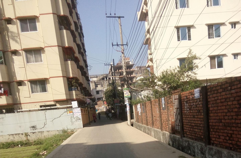 South Kattali Ward