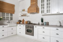 5 Different Types of Kitchen Cabinet for Your Home - Bproperty
