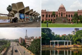Dhaka South City Corporation Ward List (With Map) - Bproperty