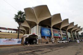 ঐতিহ্যবাহী কমলাপুর রেলস্টেশনের স্থাপত্যশৈলী। বিপ্রপার্টি