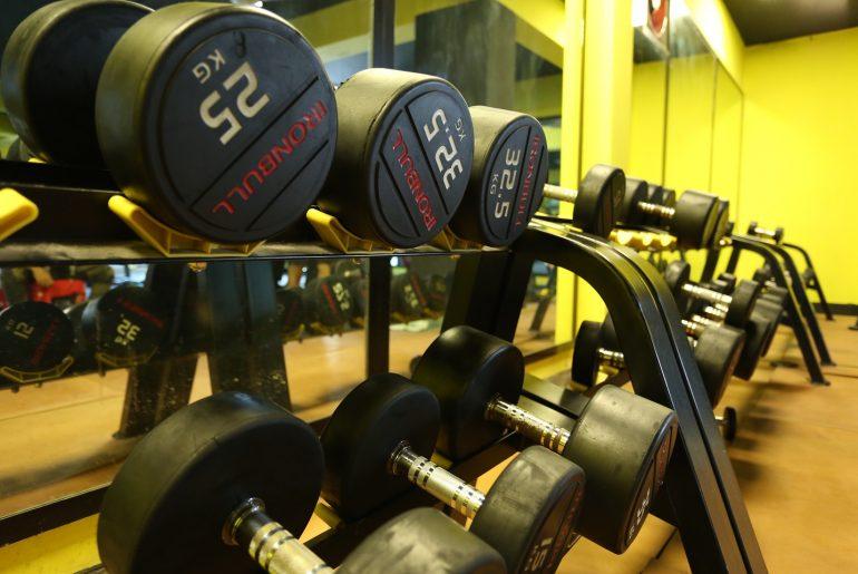 Best gyms in mirpur