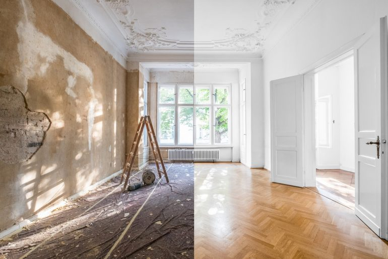 Differences Between Redecorating and Remodeling - Bproperty