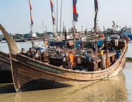 The Traditional Chattagram Fishery Ghat - Bproperty