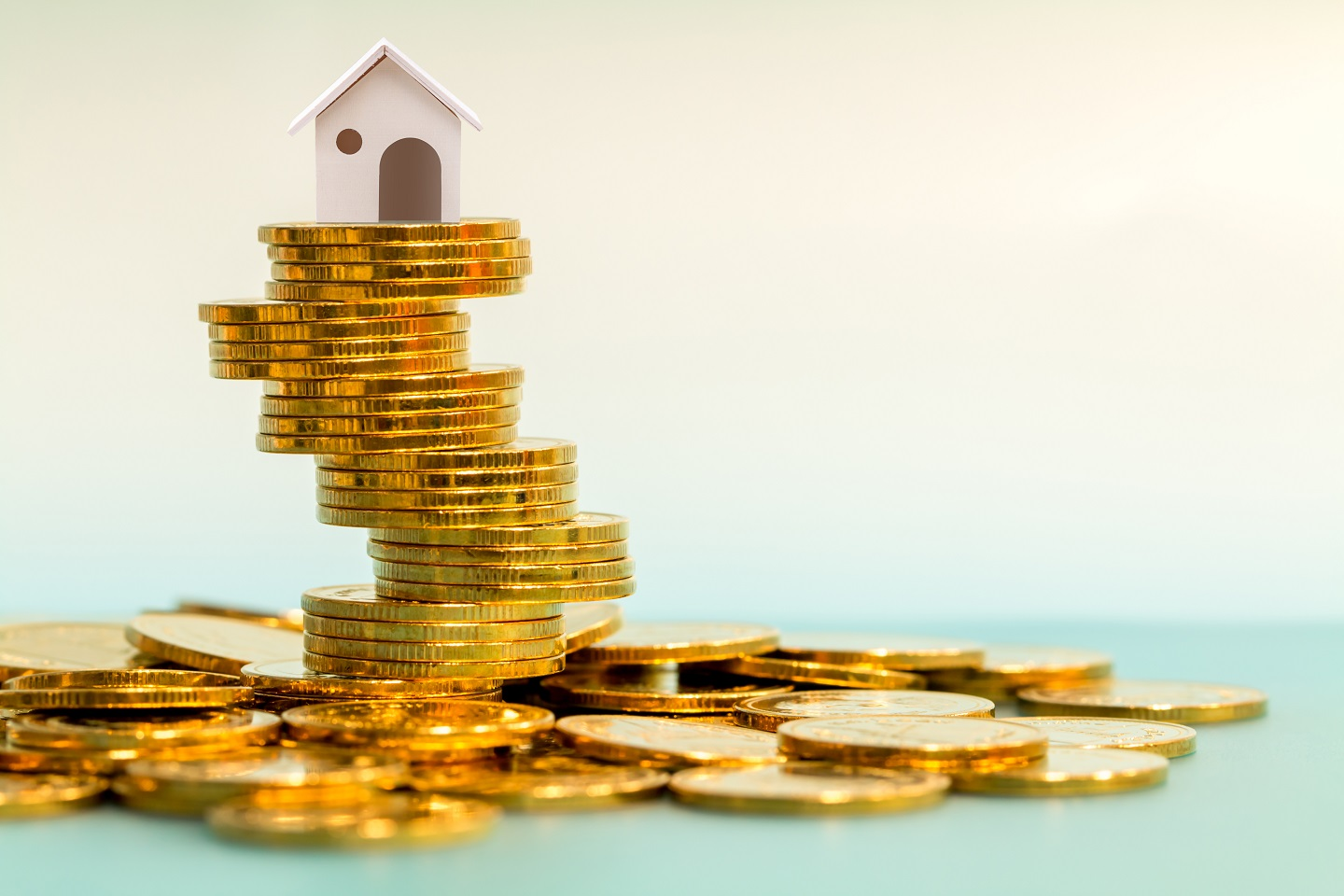 Saving,Money,For,Real,Estate,With,Buying,A,New,Home