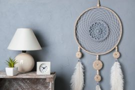 Different lamps for home decor
